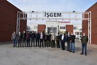 Başkan Sadıkoğlu'ndan İŞGEM firmalarına kira jesti